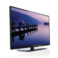 Philips 3000 series TV LED sottile Full HD 40PFL3078K/12