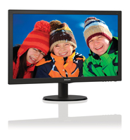 Philips Monitor LCD con SmartControl Lite 233V5LHAB/00