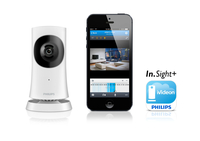 Philips Monitor wireless per la casa HD In.Sight M120/10