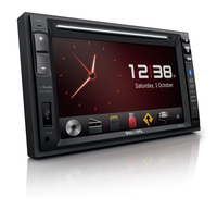 Philips CED1900BT/51 Bluetooth Nero autoradio