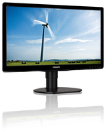Philips Brilliance Monitor LCD, retroilluminazione LED 200S4LMB/00