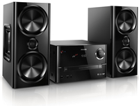 Philips BTM3160/12 Home audio micro system 150W Nero set audio da casa