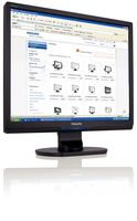 Philips Brilliance 190S9FB/93 monitor piatto per PC