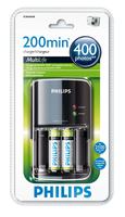 Philips MultiLife Caricabatterie SCB4356NB/12