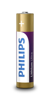 Philips Lithium Ultra Batteria FR03LB4A/10