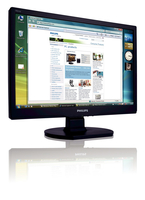 Philips 190VW9FB/93 monitor piatto per PC