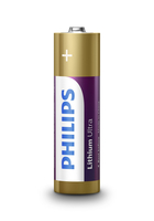Philips Lithium Ultra Batteria FR6LB4A/10