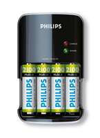 Philips MultiLife SCB4330CB/12 Auto/Indoor battery charger Nero carica batterie
