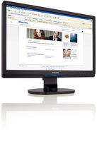 Philips Brilliance 190SW9FB/93 monitor piatto per PC