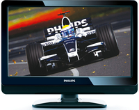 "Philips 26PFL3404H/12 26"" HD Nero TV LCD"
