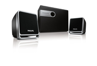 Philips Altoparlanti multimediali 2.1 SPA2341/10
