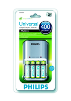 Philips MultiLife Caricabatterie universale SCB3030NB/12