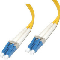C2G 10m LC/LC Duplex 9/125 Single-Mode Fiber Patch Cable - Yellow 10m LC LC Giallo cavo a fibre ottiche