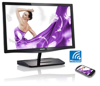 Philips Brilliance Monitor LCD con Miracast 239C4QHWAB/00