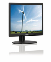 "Philips Brilliance 17S4SB/75 17"" HD LCD/TFT Nero monitor piatto per PC"