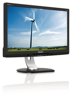 "Philips Brilliance 221P3LPYEB/75 21.5"" Full HD LCD/TFT Nero monitor piatto per PC LED display"