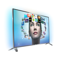 Philips 8800 series TV UHD 4K AndroidT Ultra Slim 55PUS8809/12
