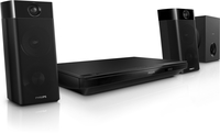 Philips Home Theater 2.1 Blu-ray 3D HTB5260G/12
