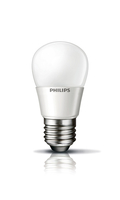 Philips myVision 871829111648600 3W E27 A Bianco caldo lampada LED energy-saving lamp