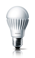 Philips myVision 871829111650900 9W E27 A Bianco caldo lampada LED energy-saving lamp