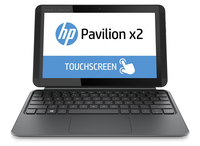 "HP Pavilion x2 10-k007na 1.33GHz Z3736F 10.1"" 1280 x 800Pixel Touch screen Grigio Ibrido (2 in 1)"