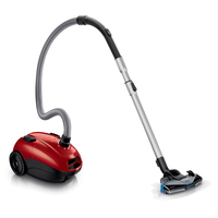 Philips PowerLife FC8322/08 A cilindro 3L 750W B Rosso aspirapolvere