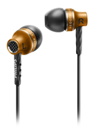 Philips SHE9100BS/00 Nero, Bronzo Intraurale Auricolare cuffia