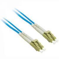C2G 10m LC/LC Plenum-Rated Duplex 50/125 Multimode Fiber Patch Cable 10m Blu cavo a fibre ottiche