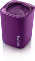 Philips BT100V/27 Mono portable speaker 2W Viola altoparlante portatile