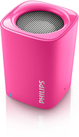 Philips BT100P/27 Mono portable speaker 2W Rosa altoparlante portatile