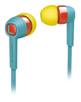 Philips CitiScape Indies SHE7050BR/27 Multicolore Intraurale Auricolare cuffia