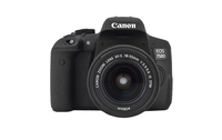 Canon EOS 750D + EF-S 18-55mm Kit fotocamere SLR 24.2MP CMOS 6000 x 4000Pixel Nero