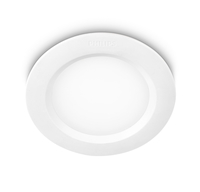 Philips myLiving 771123116 Interno Recessed lighting spot 6W Bianco faretto di illuminazione