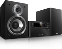 Philips BTM5120B/12 100W Nero set audio da casa