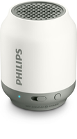 Philips BT50W/00 Mono portable speaker 2W Grigio, Bianco altoparlante portatile