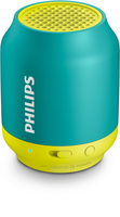 Philips BT50A/00 Mono portable speaker 2W Verde, Giallo altoparlante portatile