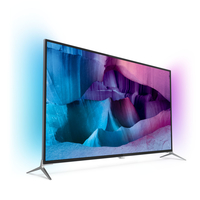 Philips 7000 series TV UHD 4K ultra sottile AndroidT 55PUS7100/12