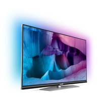 Philips 7000 series TV UHD 4K ultra sottile AndroidT 55PUK7150/12