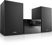 Philips BTM2310/05 Home audio micro system 15W Nero set audio da casa