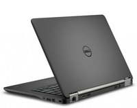 "DELL Latitude E7250 2.3GHz i5-5300U 12.5"" 1366 x 768Pixel Touch screen Nero Computer portatile"