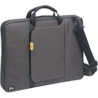 "Case Logic Hi-Tec Laptop Shuttle Case 15.4"" 15.4"" Custodia a tasca Nero"
