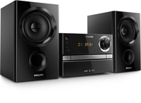 Philips BTB1370/12 Home audio micro system 30W Nero set audio da casa