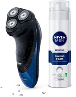 Philips NIVEA AquaTouch Rasoio elettrico Wet & Dry AT770/26