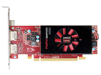 HP AMD FirePro W2100 2GB - Locked FirePro W2100 2GB GDDR3