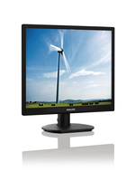 "Philips Brilliance 19S4LSB5/75 19"" HD LCD/TFT Nero monitor piatto per PC LED display"