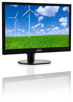 "Philips Brilliance 221S6QYMB/75 21.5"" Full HD AH-IPS Nero monitor piatto per PC LED display"