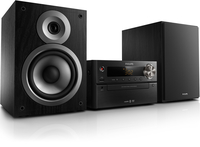 Philips BTD5210/12 Home audio micro system 70W Nero set audio da casa