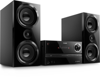 Philips BTM3360/12 Home audio micro system 150W Nero set audio da casa