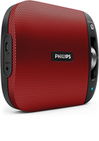 Philips altoparlante wireless portatile BT2600R/00