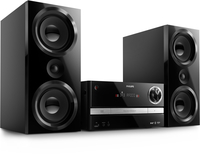 Philips BTB3370/12 Home audio micro system 150W Nero set audio da casa